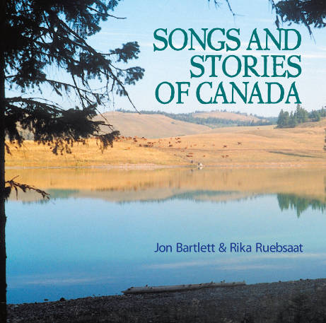 album cover of The Songs and Stories of Canada