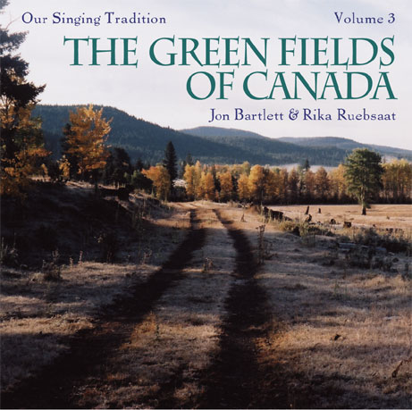 album cover of The Green Fields of Canada